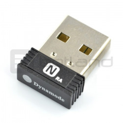 Karta sieciowa WiFi USB Nano N 150Mbps TP-Link TL-WN725N - Raspberry Pi