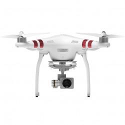 Dron quadrocopter DJI Phantom 3 Standard 2.4GHz z gimbalem 3D i kamerą HD