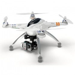 Dron quadrocopter Walkera QR X350 PRO RTF7 2.4GHz z gimbalem oraz uchytem GoPro - 29cm