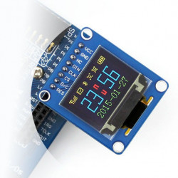 0.95inch RGB OLED (A) IC Test Board