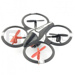 Dron quadrocopter X-Drone H05NCL 2.4GHz z kamerą - 18cm