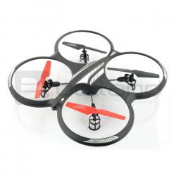 Dron quadrocopter X-Drone H07NCL 2.4 GHz z kamerą 0,3 MPix - 33cm