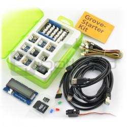Grove StarterKit Plus - pakiet startowy IoT dla Intel Galileo Gen2 i Intel Edison
