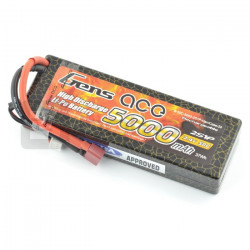 Pakiet LiPol Gens Ace 5000mAh 50C 2S 7.4V
