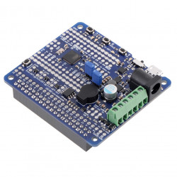 Pololu A-Star 32U4 Robot Controller LV 11V - extension to Raspberry Pi
