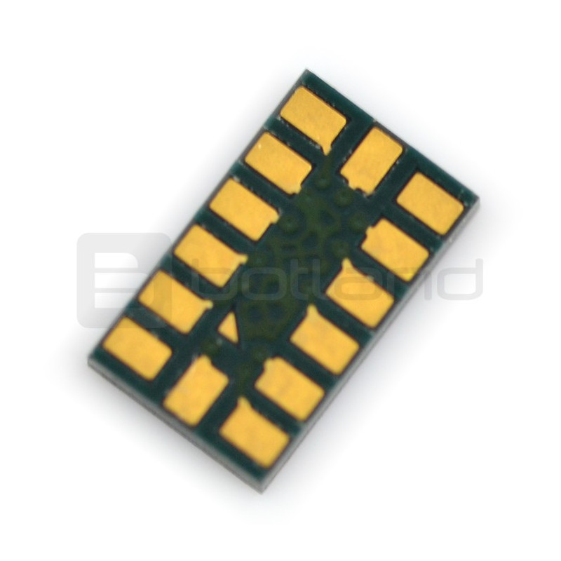 3-axis analog accelerometer MMA7361LC