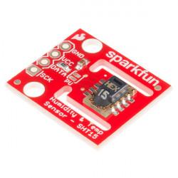 SHT15 - cyfrowy czujnik wilgotności i temperatury