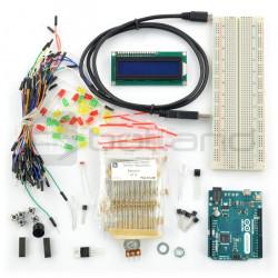 StarterKit Elektro Przewodnik - z modułem Arduino Leonardo