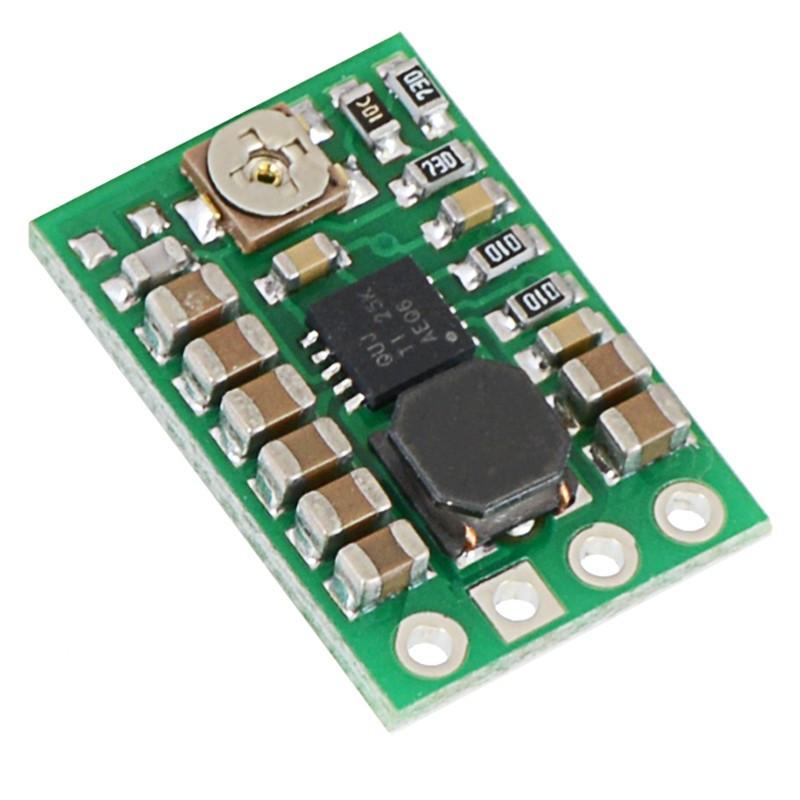 Pololu Step-Up/Step-Down Voltage Regulator S7V8A - 2,5-8V 1A