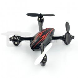 Dron quadrocopter Top Selling X6 z kamerą HD - czerwono-czarny