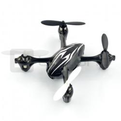 Dron quadrocopter Top Selling X6 z kamerą HD - biało-czarny