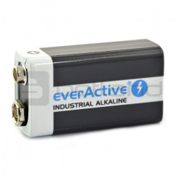 Bateria EverActive 6F22 9V
