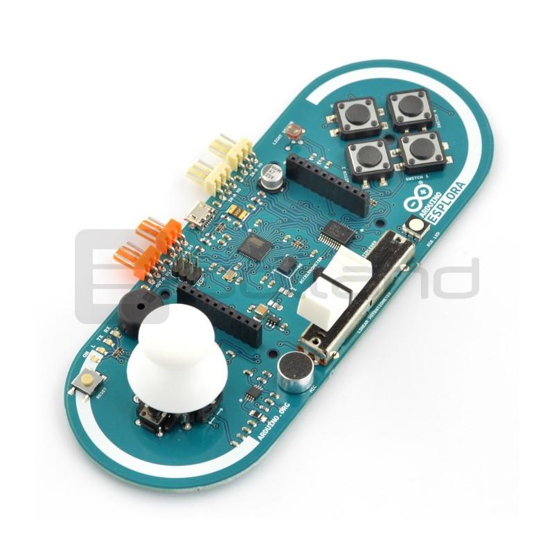 Arduino Esplora module