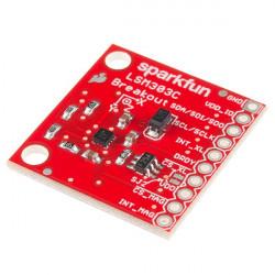 LSM303C - 3-osiowy akcelerometr i magnetometr IMU 6DoF I2C/SPI - moduł SparkFun