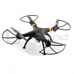 Dron quadrocopter Syma X8W 2.4 GHz z kamerą FPV - 49 cm