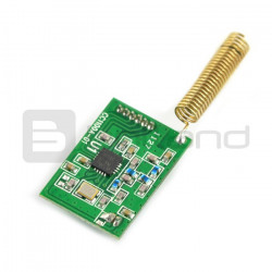 Moduł radiowy CP1101 433 MHz - Waveshare [UWAGA]