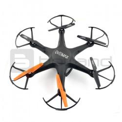 Dron quadrocopter OverMax X-Bee drone 6.1 2.4GHz z kamerą FPV - 56cm