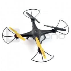 Dron quadrocopter OverMax X-Bee drone 3.2 2.4GHz z kamerą HD - 36cm