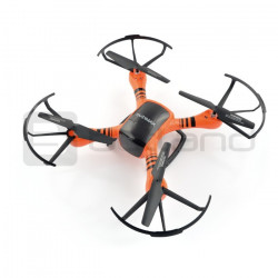 Dron hexacopter OverMax X-Bee drone 3.5 2.4GHz z kamerą FPV - 36cm