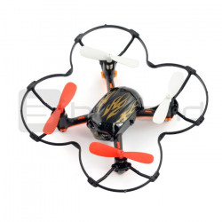 Dron quadrocopter OverMax X-Bee drone 1.0 2.4GHz - 10cm