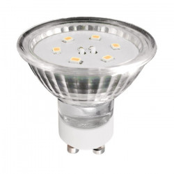 Żarówka LED ART, GU10, 1,2W, 110lm, barwa zimna