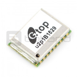 Moduł odbiornika GPS GPS-GMM-U2P
