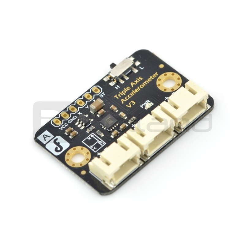 FXLN8361 3-osiowy akcelerometr analogowy - moduł DFRobot