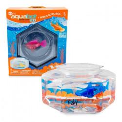 Hexbug Aquabot V2 Ryba - 6cm - różne kolory + akwarium