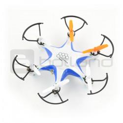 Dron hexacopter Hoverdrone Nano 2.4GHz - 12cm
