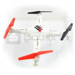 Dron quadrocopter LH-X6 2.4GHz z kamerą HD - 53cm