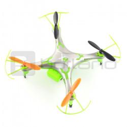 Dron quadrocopter Raider 8957 2.4GHz z kamerą - 15cm