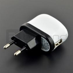 Zasilacz sieciowy Esperanza EZ-115 USB 5V 2,1A