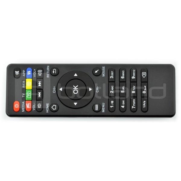 Android 4 4 Smart TV Box Kodi CS918 QuadCore 2GB RAM