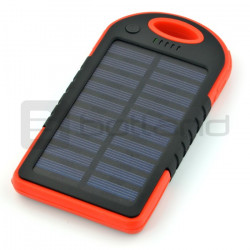 Mobilna bateria PowerBank Esperanza Solar Sun EMP109KR 5200mAh