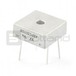 Mostek prostowniczy KBPC5010 - 50A / 1000V