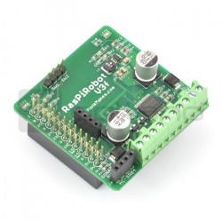 RaspiRobot v3 - sterownik silników dla Raspberry Pi