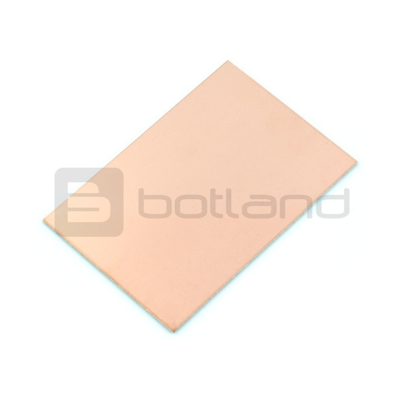 Laminate CEM1 single-sided 95x85 mm -1.5mm