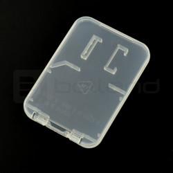 Etui na kartę pamięci SD i micro SD
