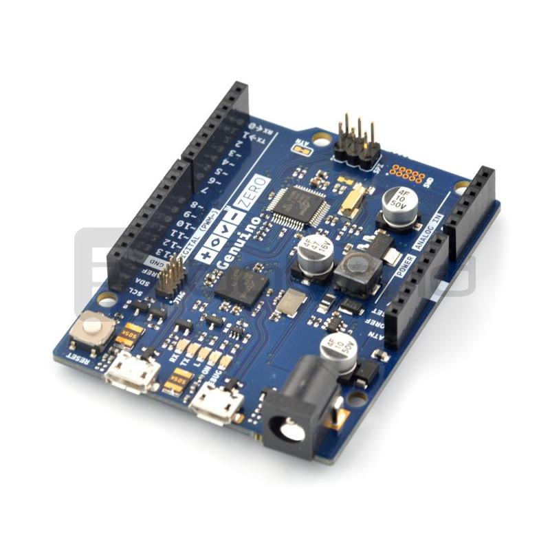 Genuino Zero - 32 bit Cortex M0 + debugger EDBG