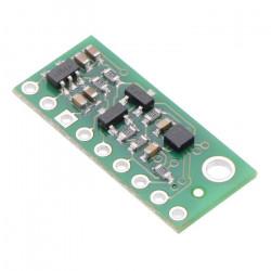 LIS3MDL 3-osiowy magnetometr cyfrowy I2C/SPI - moduł Pololu