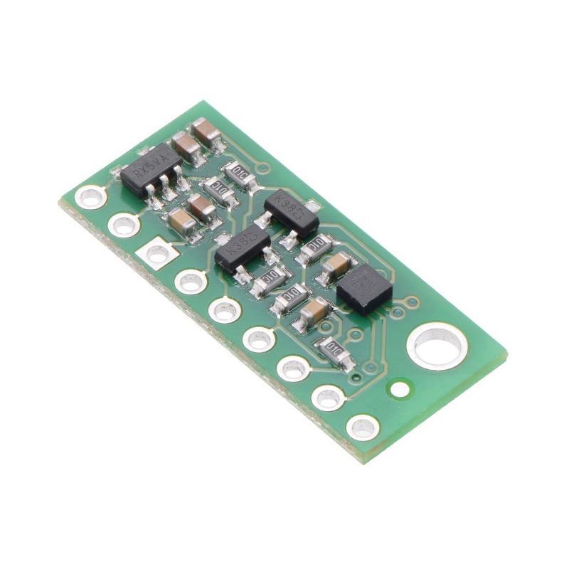 LIS3MDL 3-axis digital magnetometer I2C / SPI - Pololu module*