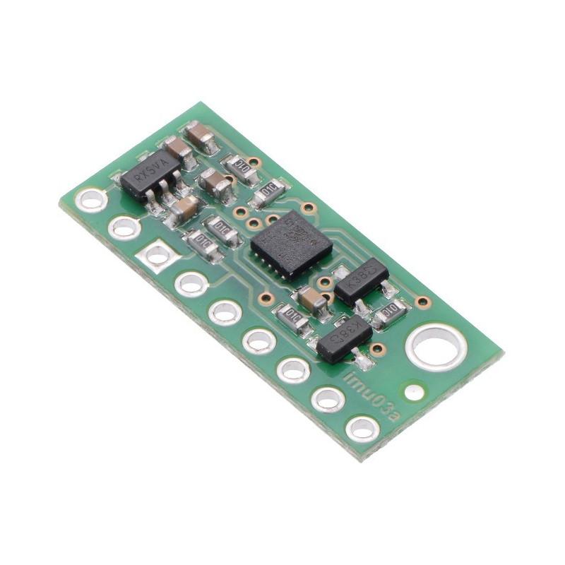 Pololu LSM6DS33 - 3-osiowy akcelerometr i żyroskop I2C/SPI