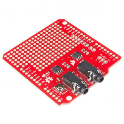 Audio SparkFun Spectrum Shield
