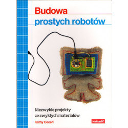 Budowa prostych robotów. Niezwykłe projekty ze zwykłych materiałów - Kathy Ceceri