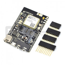 A-GSM Shield GSM/GPRS/SMS/DTMF v.2.064 - do Arduino i Raspberry Pi