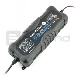 Ładowarka, prostownik CBC-10 do akumulatorów żelowych / AGM / kwasowo-ołowiowych 12V/24V - 10A