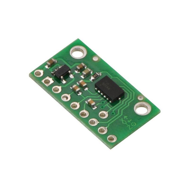 MMA7341LC 3-osiowy akcelerometr analogowy z reg. 3/9g - moduł Pololu