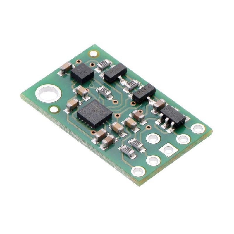 Pololu MinIMU-9 v5 9DOF - akcelerometr, żyroskop i magnetometr I2C