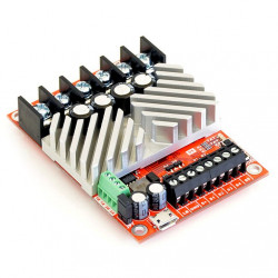 RoboClaw ST 2x45A Motor Controller (V5 screw terminal I/O)