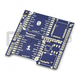 Explore A DuoNect - nakładka dla Arduino / Genuino - MOD-75